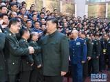 习近平:培养德才兼备的高素质专业化新型军事人才
