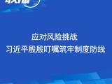 联播+丨应对风险挑战 习近平殷殷叮嘱筑牢制度防线