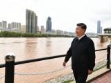 第一观察|这条大河,习近平总书记一年内考察四次