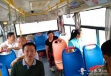 泰宁首个城乡公交试运行:公交开到家门口 群众受益乐开怀