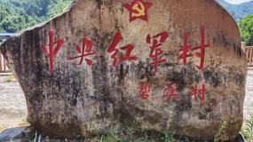 中国绿都 最氧金沙注册 | 走进陈大碧溪红军村