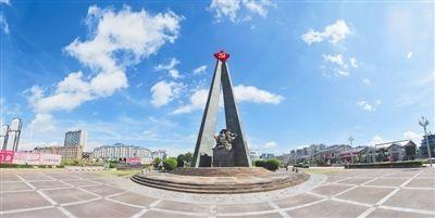中国绿都 最氧三明 一年一清明,绿都的红色记忆愈加鲜明