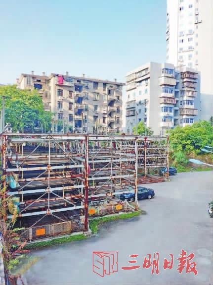 """停车泊位不足、违停,三明市区""""停车难""""问题如何破解?"""