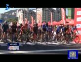 2019年全国自行车公开赛宁化站比赛举行